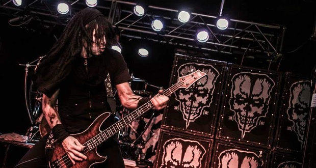 Beauty In the Suffering's Dietrich Thrall to join Madlife for European Tour