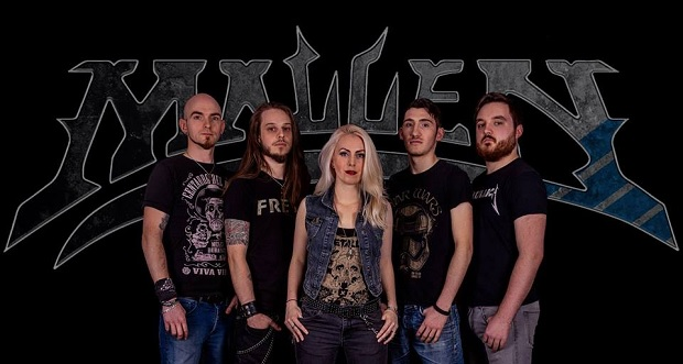 Mallen reveal video for 'Jack Of Cards'