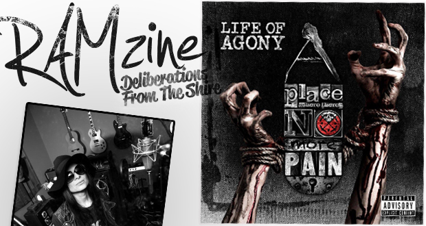 Deliberations From The Shire with Mike James – Life Of Agony