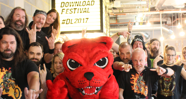 RAMzine attends Heavy Metal Spinning with Download Dog in support of The Heavy Metal Truants