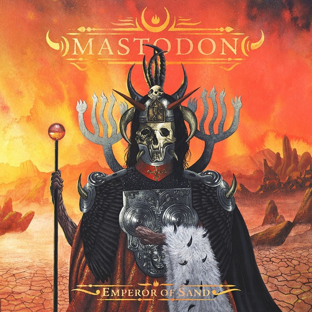 Review: Mastodon – Emperor of Sand