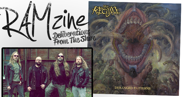 Deliberations From The Shire with Mike James – My Regime