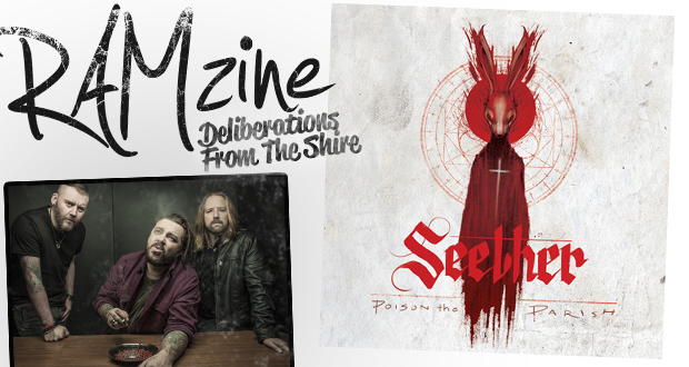 Deliberations From The Shire with Mike James – Seether