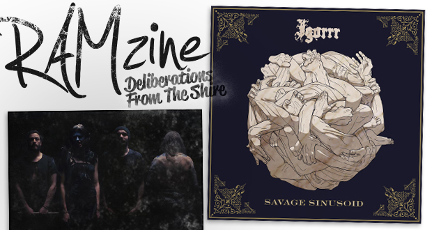 Deliberations From The Shire with Mike James – Igorrr