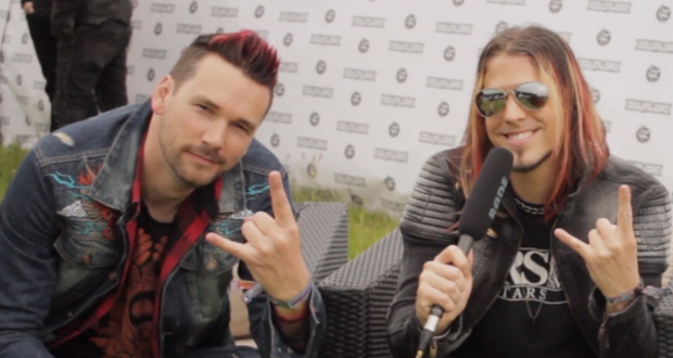 Like A Storm at Download Festival