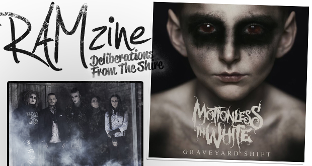 Deliberations From The Shire with Mike James – Motionless In White