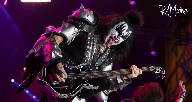 Live Review: Kiss – O2 Arena, London