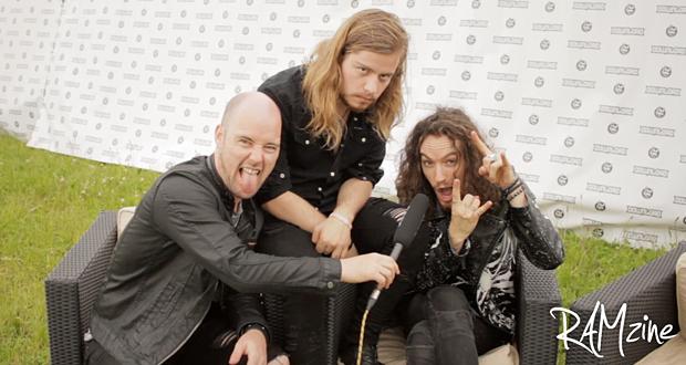 RavenEye at Download Festival