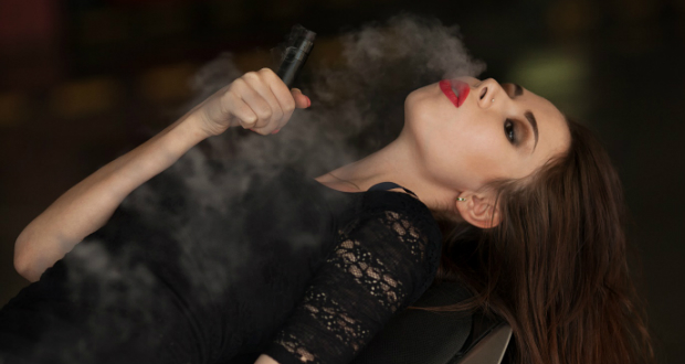 How rock musicians are switching from smoking to vaping