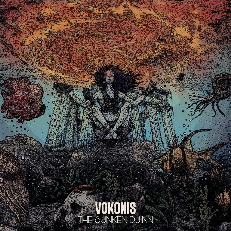 Vokonis – The Sunken Djinn