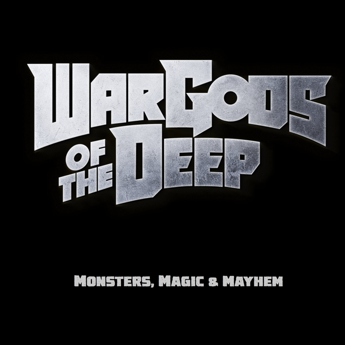 War Gods Of The Deep - Monsters, Magic & Mayhem