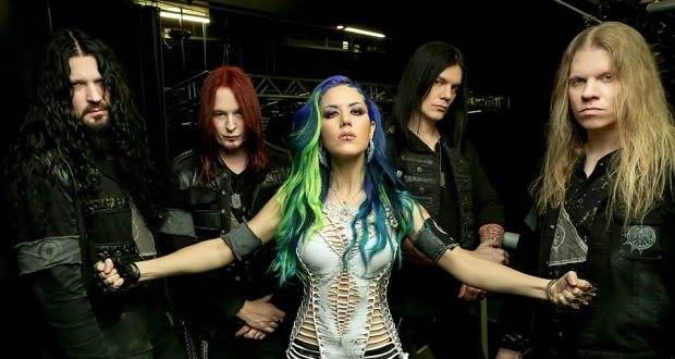 Arch Enemy announce 'Will To Power' UK Tour