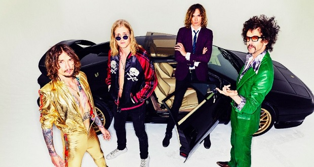 The Darkness to play Soccer Six 2017