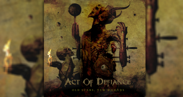 Review: Act of Defiance – Old Scars, New Wounds