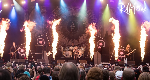 Bloodstock – a metal family reunion? 2017 festival highlights