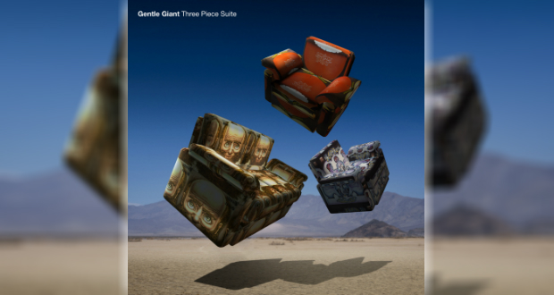 Review: Gentle Giant – Three piece Suite