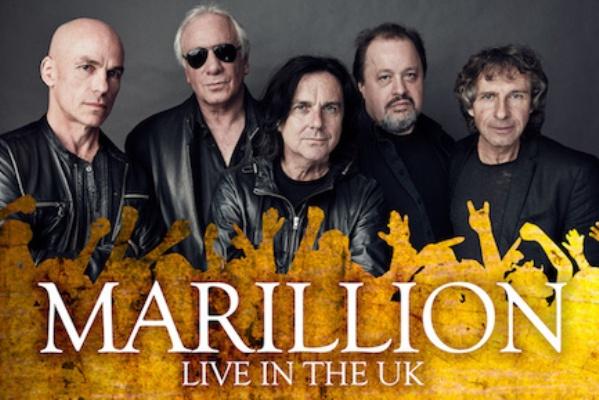 Marillion 2018 UK Tour