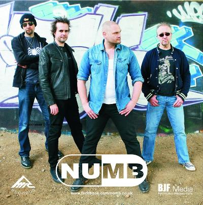 NUMB – Time