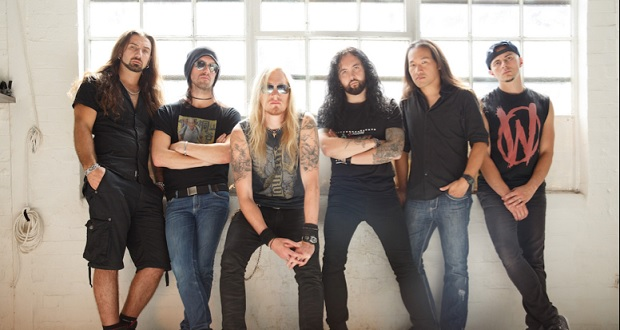 DragonForce got EXTRA retro with video for 'Heart Demolition'