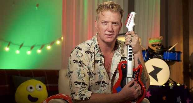 Josh Homme to appear on Cbeebies' 'Bedtime Story'