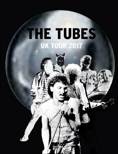 The Tubes – November 2017 UK tour