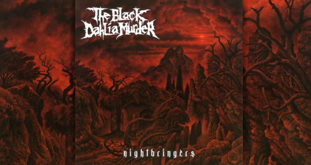 Review: The Black Dahlia Murder – Nightbringers