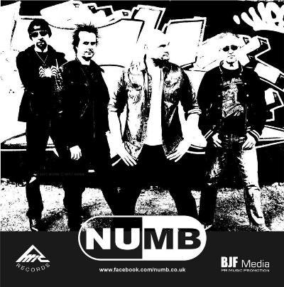 NUMB – Burn