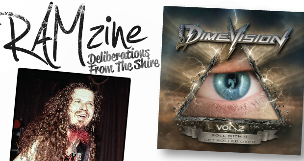 Deliberations From The Shire with Mike James – Dimebag Darrell