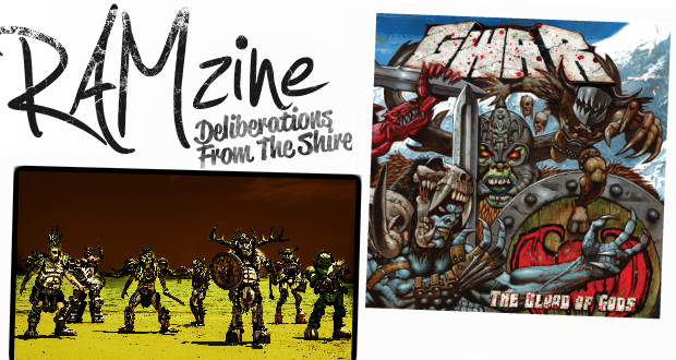 Deliberations From The Shire with Mike James – GWAR