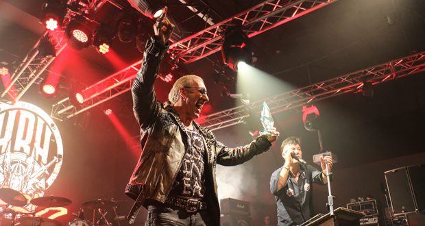 Review: The First Annual Hard Rock Hell Awards