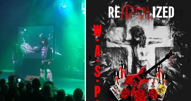 Live: WASP, University of East Anglia
