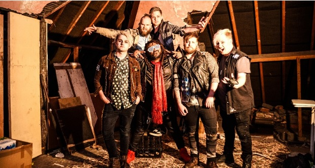 Video Of The Week: As Sirens Fall team up with Benji Webbe on 'In My Mind'