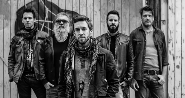 Exclusive: Stray Train stream new album Blues From Hell!