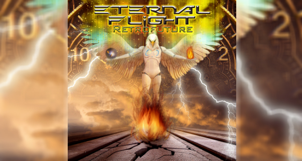 ETERNAL FLIGHT appeal to not just melodic power metal but also Prog Rock fans on Retrofuture