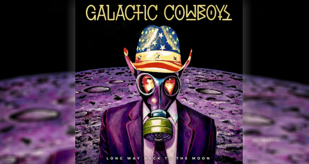 Galactic Cowboys return after nearly 20 years with Long Way Back To The Moon