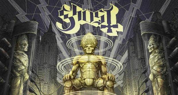 GHOST – Ceremony And Devotion; a barrage of fan favourite after fan favourite