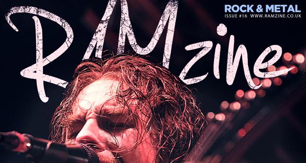 RAMzine 16 – Airbourne, Hard Rock Hell XI, DEUCE