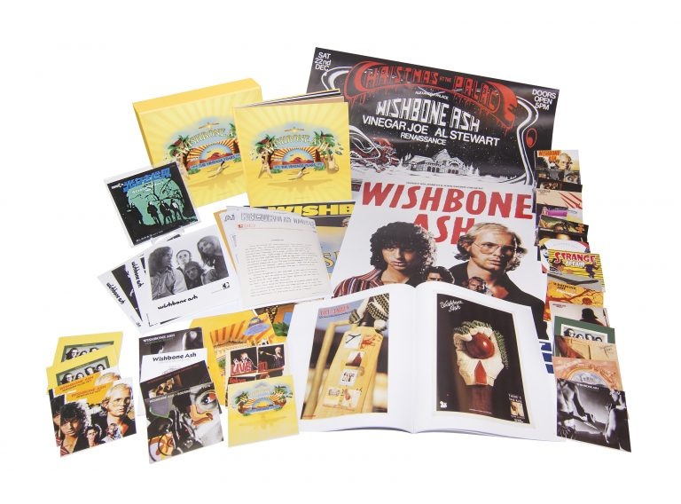 Wishbone Ash – The Vintage Years Collection Due