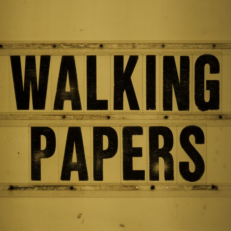 Walking Papers – WP2