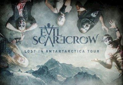 Evil Scarecrow – Lost In Antartarctica Tour