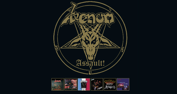 Venom's Assault! is catchy and lethal black metal at its finest!