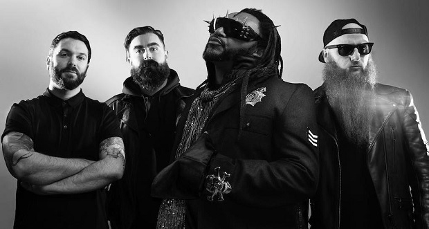 Skindred are on to 'Big Tings' with teaser of brand new track 'Machine'