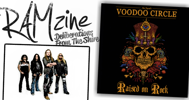 Deliberations From The Shire with Mike James – Voodoo Circle