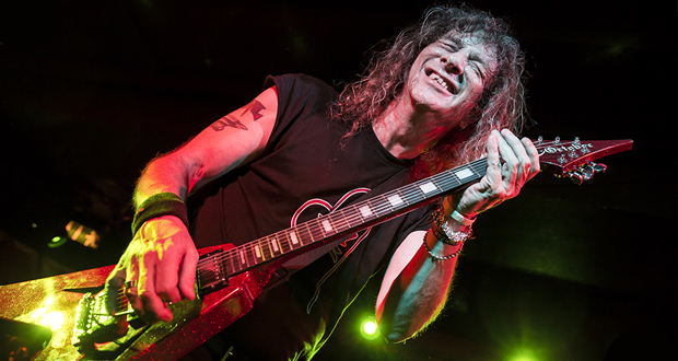 """Lips talks about Anvil: """"Making a living doing what I love with the band… this is all I ever wanted"""""""