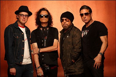 New Black Country Communion Video – The Cove