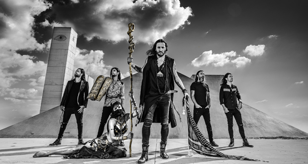 ORPHANED LAND create an artistic tour-de-force with a formidable and furious sense of purpose!