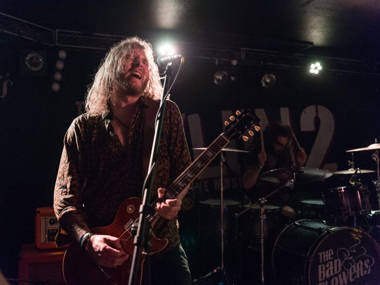 The Bad Flowers + Support- The Ayslum 2, Birmingham, 17/2/2018