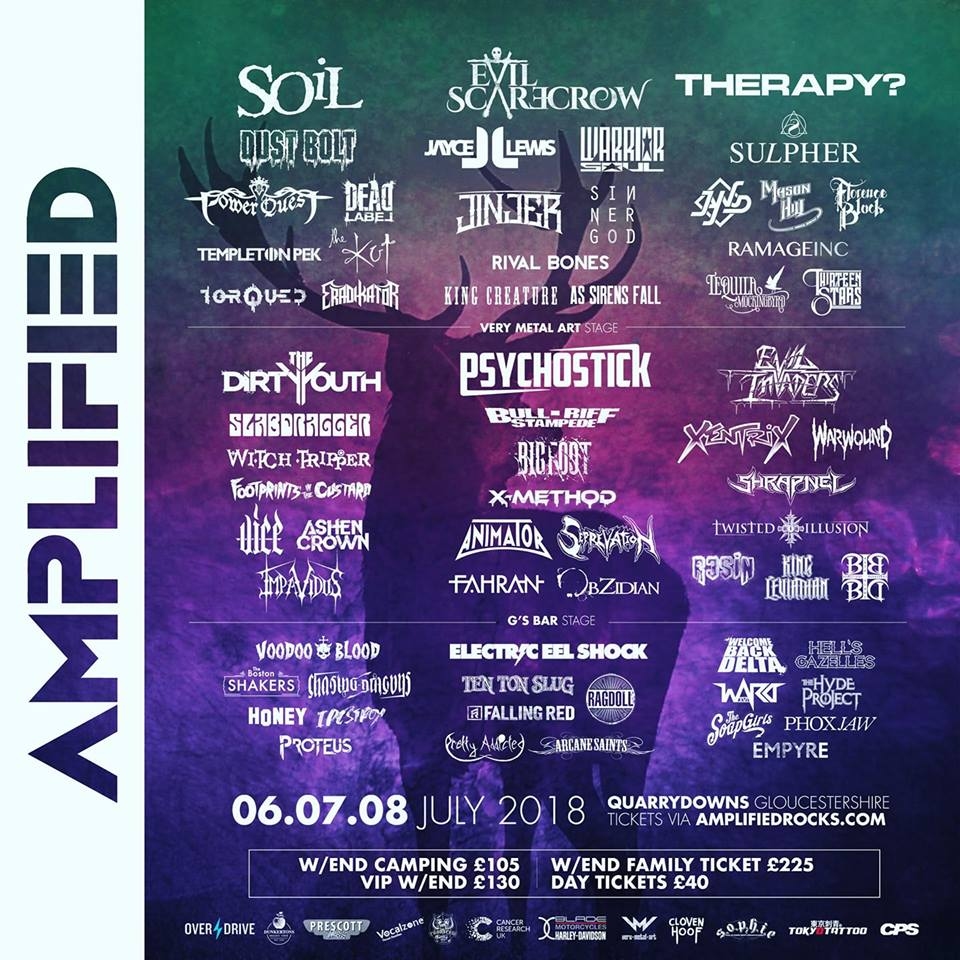 Amplified Festival UK