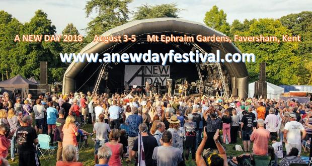 New Day Festival: Feeder, Jethro Tull's Martin Barre