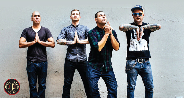 Alien Ant Farm and Soil return to Manchester to deliver a tour rooted in nostalgia